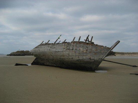 Bunbeg Wreck (Bad Eddie's Boat)