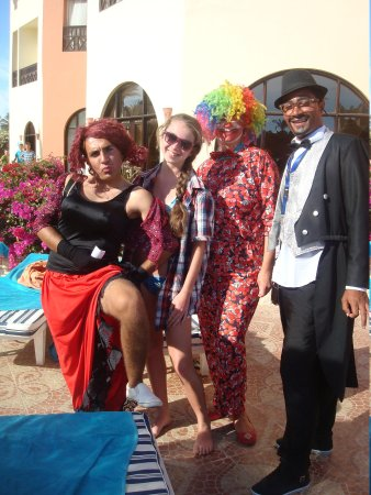Nubian Village Hotel: Sole&Luna