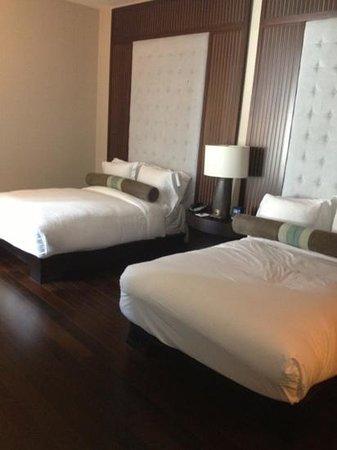 Kimpton Hotel Palomar San Diego:                   Our Room!