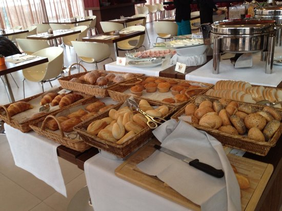 Best Western Hotel Goldenmile Milan:                   Breakfast there's loads more
