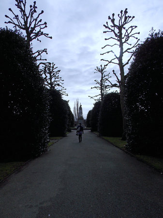 Grosvenor Museum :                                     Grosvenor Park