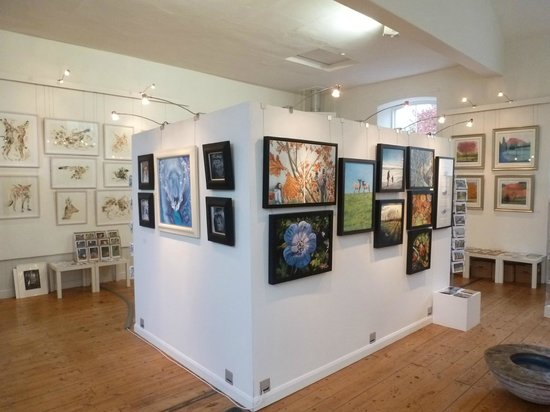 The Congregational Art Gallery and Cafe: Winter 2012
