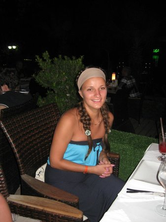 Liman Restaurant Lounge Club: Ирина