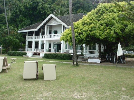 Cape Panwa Hotel:                   Panwa House