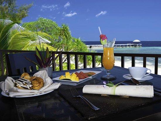 Wakatobi Dive Resort Villa view from terrace