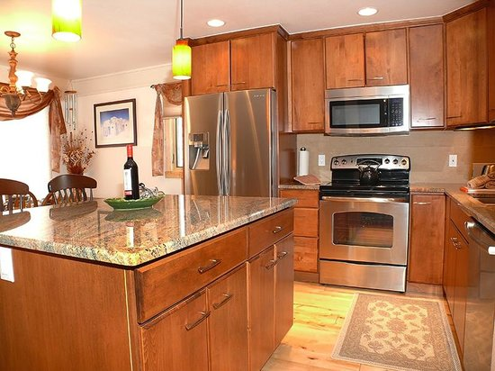 Yampa View Condominiums: Yampa View Kitchen