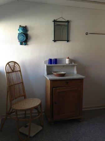 Villa Strandly : Double room (Bathroom) - big