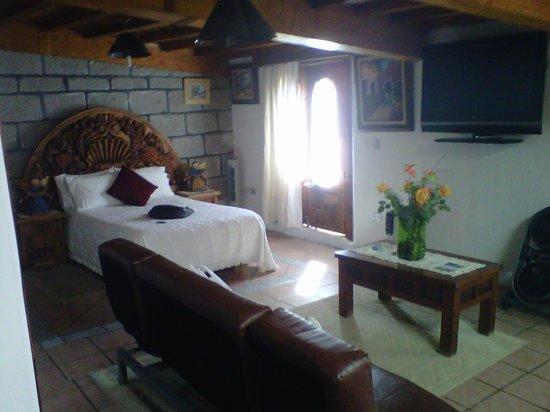 호텔 에덴 데 로스알헬레스 이미지