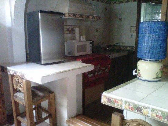 هوتل إيدن دي لوس أنجلوس:                   Cocineta                 