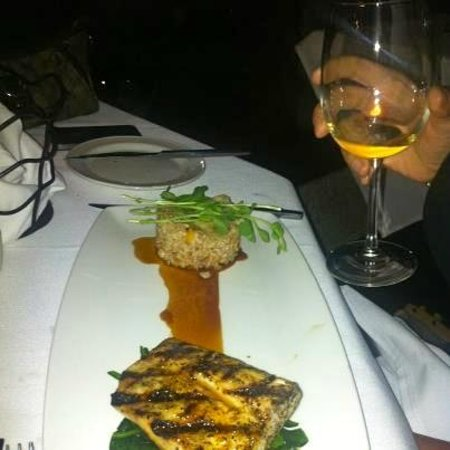 Pacifica Del Mar:                   Grilled Mahi Mahi with delicious risotto!!!