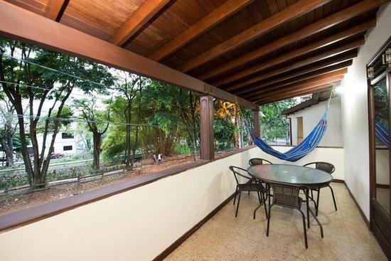 Grand Hostel: HABITACION CON BALCON Y HAMACA