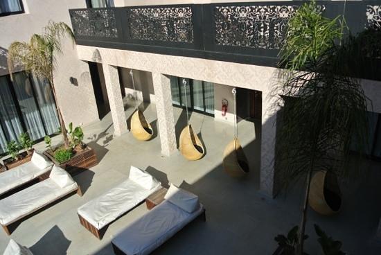 Cesar Resort & Spa:                                     sur notre balcon