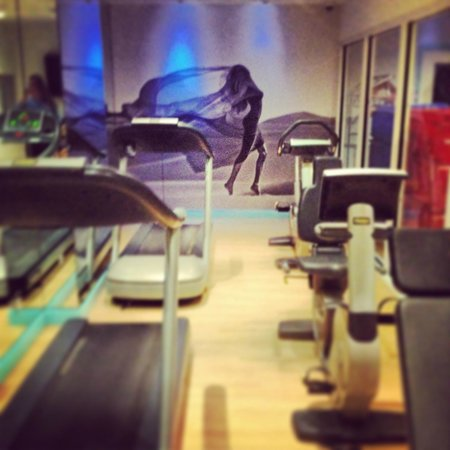 Hotel Indigo New York City, Chelsea: Gym @ Hotel Indigo, Chelsea
