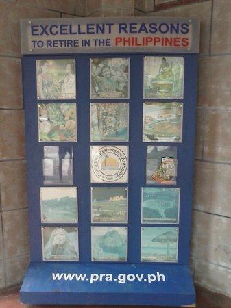 Nayong Pilipino:                   Tourism board
