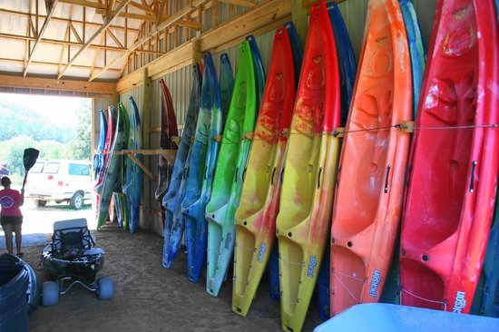 Attalla, AL:                   Rental Kayaks