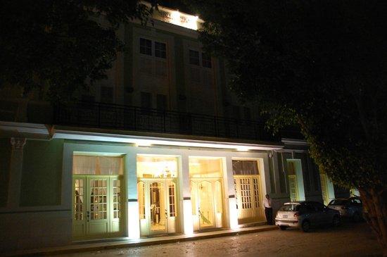 Iberostar Grand Hotel Trinidad:                   night shot