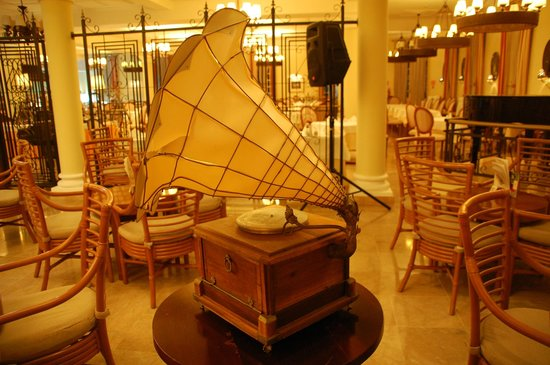 IBEROSTAR Grand Hotel Trinidad:                   HMV