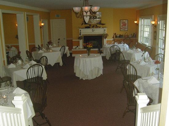 The Williamsville Inn: The Taste of Germany Restaurant
