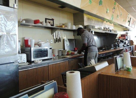Cedar Bay Cafe:                   Chef de Cuisine