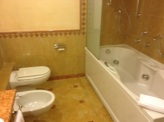Starhotels Splendid Venice :                   BATHROOM