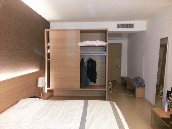 Quality Hotel San Martino:                   camera