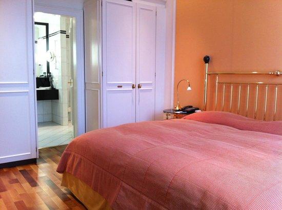 فيكتوريا جونغفراو جراند هوتل آند سبا:                   suite 115                 