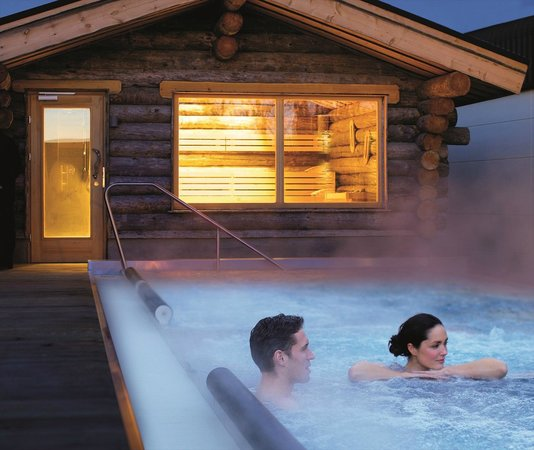 The Waterfront Hotel, Spa & Golf: Y Spa Hydrotherapy Pool