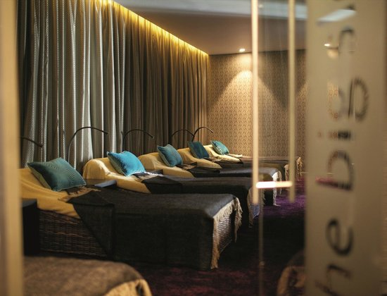 The Waterfront Hotel, Spa & Golf: Big Sleep Relax area