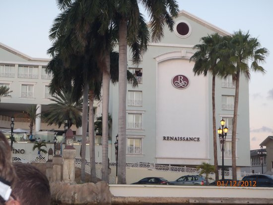 Renaissance Aruba Resort & Casino:                   Hotel Marina