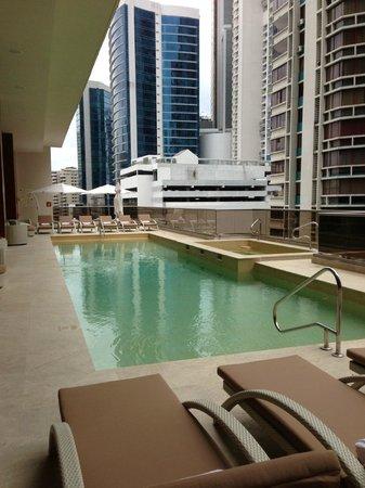 Waldorf Astoria Panama:                   Pool