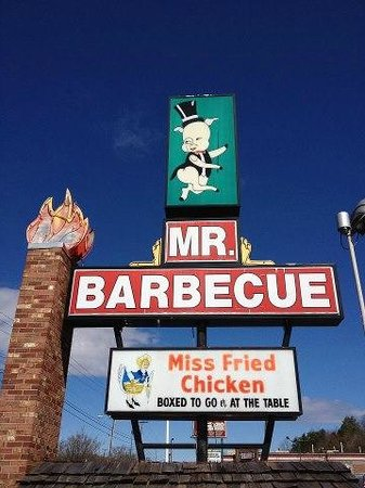 Mr Barbecue
