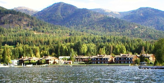 Pend Oreille Shores Resort: .