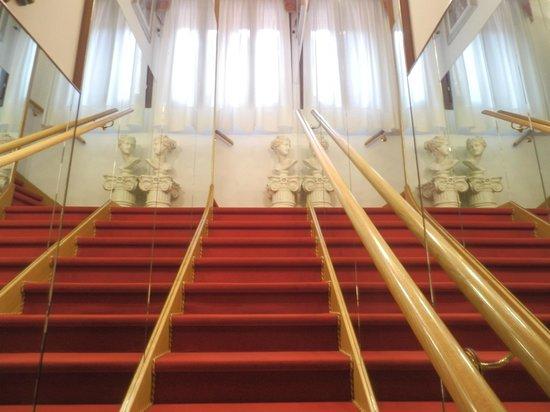 Aquavenice:                   stairs