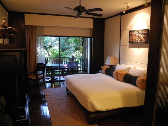 Anantara Golden Triangle Elephant Camp & Resort: My Room