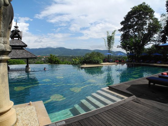 Anantara Golden Triangle Elephant Camp & Resort: Amazing Pool