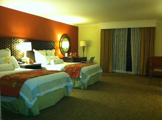Delray Beach Marriott: Double room