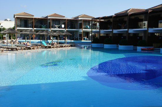 Holiday Village Rhodes:                                     Swimming Pool                                  