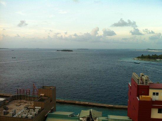 馬烈盛貿飯店,馬爾代夫照片