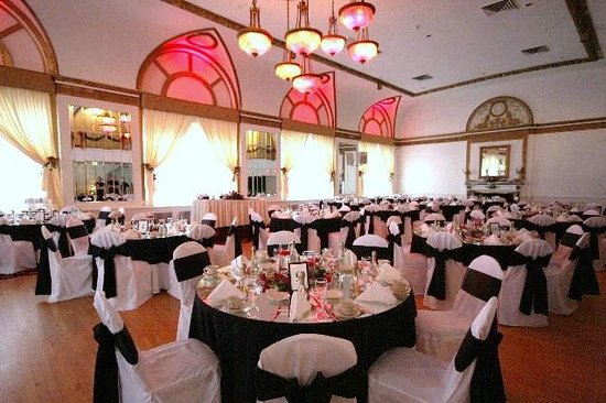Genetti Hotel & Suites: Grand Ballroom