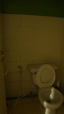 Welcome Sawasdee Inn:                   salle de bain