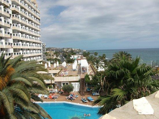 Veril Playa:                   Looking back towards San Augustin from Playa del Ingles