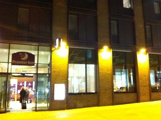 Premier Inn London City (Old Street) Hotel: Premier Inn Old Street