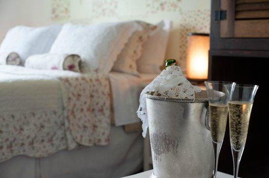 Pousada Rabo do Lagarto: Suíte Comfort São Paulim, um charme para se tomar um champanhe