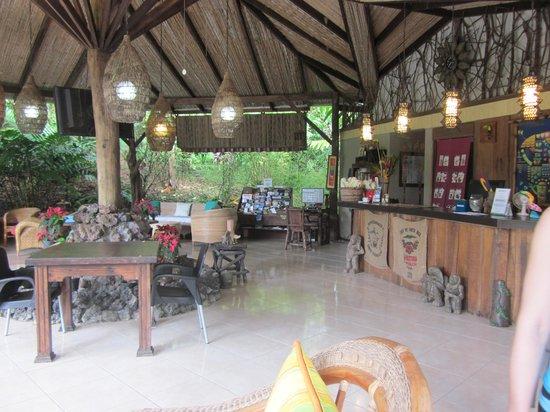 Hotel Kokoro Arenal:                   Reception