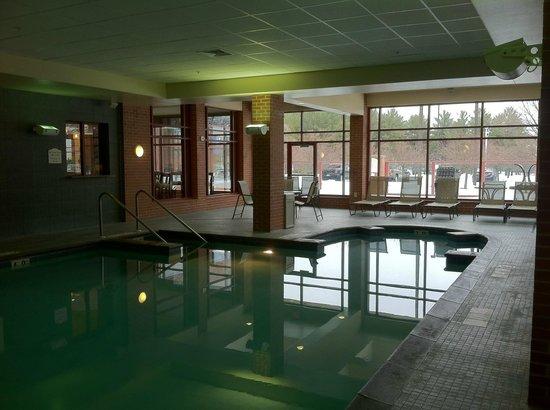 Hilton Garden Inn Wisconsin Dells:                   Pool