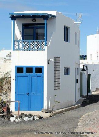 Restaurante El Golfo : Petite maison dans le village