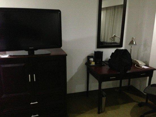 Hilton Mexico City Airport: Room