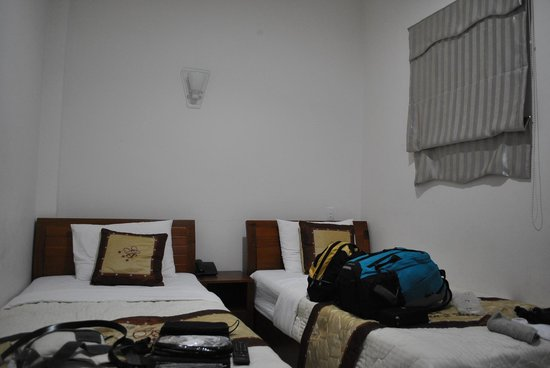 Giang Son Guesthouse: beds