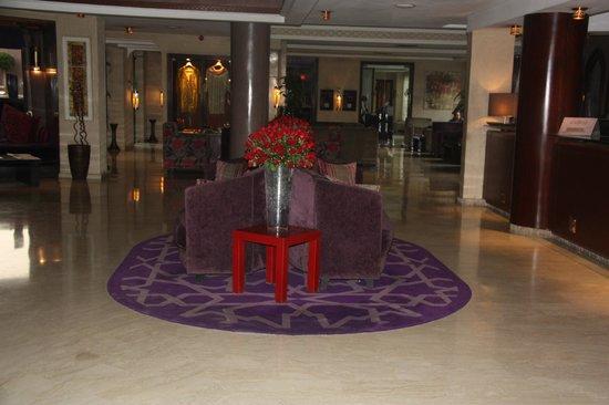 فندق وسبا هيفرنيدج:                                     recepcion del hotel                                  