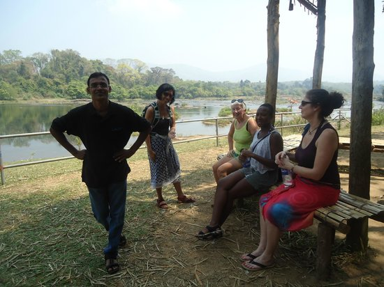 Yogalife Homestay:                   The Periyar River Walk